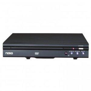 Naxa ND-831 High Resolution 2-Channel Progressive Scan DVD Player