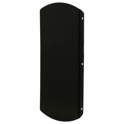 Steel Value Address Plaque In Black-Gibraltar Mailboxes-PLAQB000