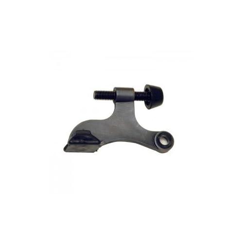(Pack of 5) Better Home Products Oil-Rubbed Bronze Deluxe Hinge Pin Door Stop