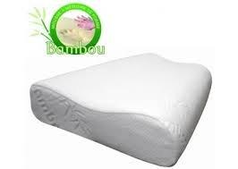oreiller pour cervicales fragiles IDENTITE   OREILLER CERVICAL BAMBOU   47*30: Amazon.fr: Vêtements  oreiller pour cervicales fragiles