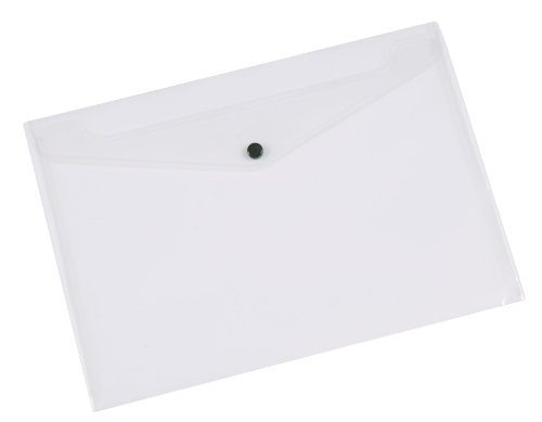 Connect Document Folder A4 Transparent Transparent folder - folders (Transparent, A4, 240 mm, 300 mm)