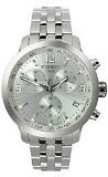 - Tissot PRC 200 Silver Chronograph Quartz Sport Men's watch #T055.417.11.037.00