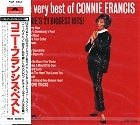 The Very Best of Connie Francis - Connie's 21 Biggest Hits! (The Very Best Of Connie Francis Cd)