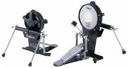 Roland KD85 Kick Trigger Pad Black 8 Inches