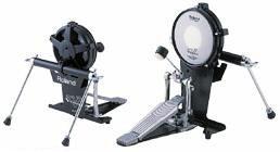Roland KD85 Kick Trigger Pad Black 8 (Kick Drum Trigger Pad)