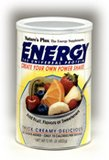 NaturesPlus Energy The Universal Protein Shake - 8 Single Servings Packets - Plant Based Meal Replacement, Vitamins, Minerals for Energy - Non-GMO, Vegetarian, Gluten-Free - 8 - Serving 8 Single Packets