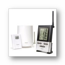 Oregon Scientific Wireless Remote - Rain Gauge, RGR126/BLRGR-J with In &