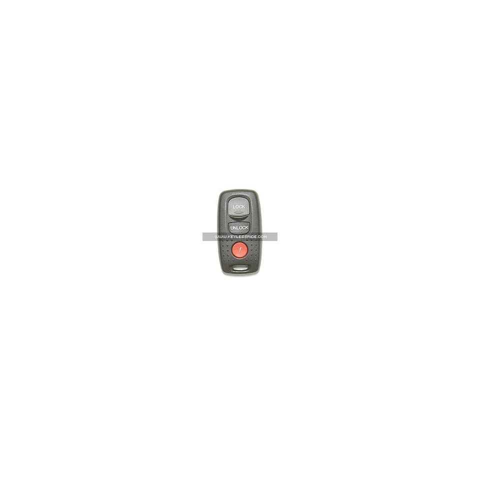 Keyless Entry Remote Fob Clicker for 2002 Mazda MPV With Do It Yourself Programming