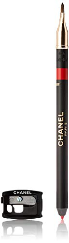 (Chanel Precision Lip Definer 95 Scarlet for Women, 0.03 Ounce)