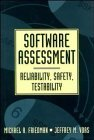 img - for Software Assessment: Reliability, Safety, Testability (New Dimensions In Engineering Series) by Michael A. Friedman (1995-08-30) book / textbook / text book