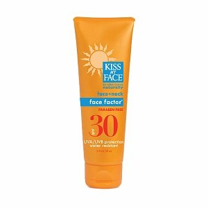 Kiss My Face - Kiss My Face Sun Screen SPF 30 with Oat Protein Complex - 4 fl oz - Oat Protein Sunscreen