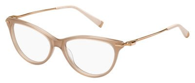 Max Mara - MM 1250, Cat Eye, acetate, women, OPAL BROWN COPPER GOLD(963), - Mara Frames Cat Eye Max