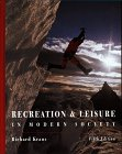 Recreation and Leisure in Modern Society, Kraus, Richard, 0763706043