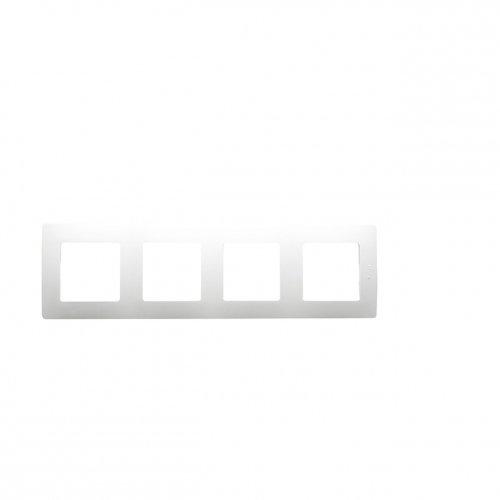 Legrand–665004Cadre 4éléments blanc éclat ref. 6560810104