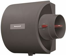 Honeywell HE205A1000/U Whole-Home Bypass Humidifier, 17 gal/Day Capacity, ()