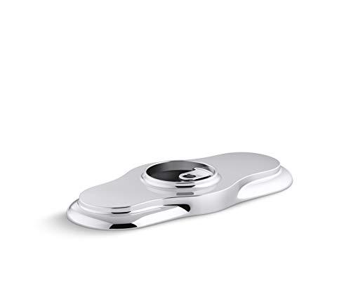- Kohler K-75449-CP Artifacts Sink escutcheon plate Polished Chrome