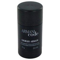 (Armani Code By Giorgio Armani For Men Deodorant Stick 2.6 oz)