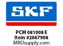 SKF-Bearing PCM 081008 E (Pack Of 9) by SKF Bearing