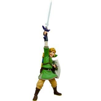 Image of Legend of Zelda Series Figure Collection - Link (Skyward Sword)
