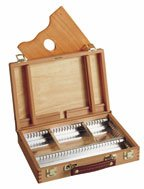 Mabef Mbm-100 Beechwood Sketchbox 8X12 by Mabef