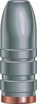- RCBS .30 Cal/.309 Dia 82019 2-Cavity Bullet Mould 150 Grain Flat Nose Gas Check
