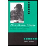African-Centered Pedagogy - Developing Schools of Achievement for African American Children (02) by Jr, Peter C Murrell [Paperback (2002)]