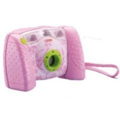 Fisher-Price Kid-Tough Digital Camera for Girls ()