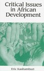 img - for Critical Issues in African Development book / textbook / text book