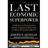 img - for The Last Economic Superpower by Quinlan, Joseph P.. (McGraw-Hill,2010) [Hardcover] book / textbook / text book