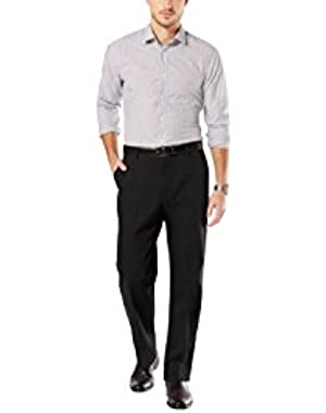 Men's Signature Stretch Khaki Relaxed Fit Pant