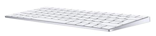 Apple Magic Keyboard (Wireless, Rechargable) (French) - Silver