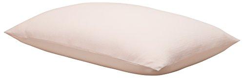 dern Cotton Julian Standard Pillowcase Pair, Sham, Pink, 2 Piece ()