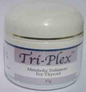 Sabre Sciences, Inc. - TriPlex/Thyroid 2oz creme