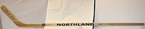 - Signed Gordie Howe Stick - Northland Pro Authenticated - PSA/DNA Certified - Autographed NHL Sticks