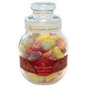 Cavendish   Harvey Fruit Candies Fruchtbonbons  966G 34Oz Jar