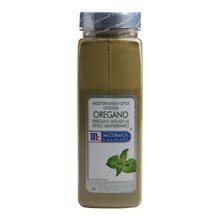 McCormick Mediterranean Style Ground Oregano - 13 oz. container, 6 per case by McCormick