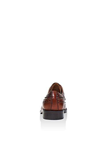 British Passport - Zapatos de cordones de Piel para mujer