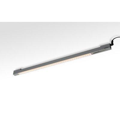"Koncept UCX-91-C-SIL-1PK UCX Under Cabinet Light, 48"" Cabinet, Cool Light, Silver"