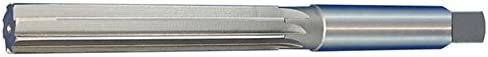 Alfa Tools HR74336 1-1//4 Hand Reamer Straight Shank Square Drive Straight Flute
