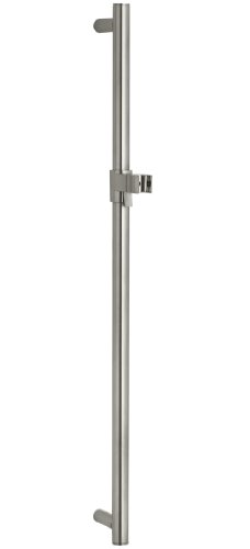 KOHLER K-8524-BN 30-Inch Slide Bar, Vibrant Brushed Nickel ()