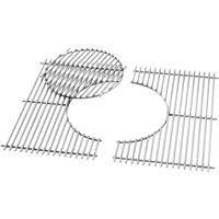 (Weber 7587 Gourmet Barbeque System Genesis 300 Series Stainless Steel Grates)