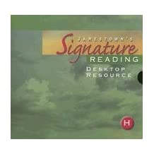 Jamestown's Signature Reading : Level H Desktop Resource
