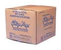 50 Lb. Case Caramel Glaze Pop by Gold Medal