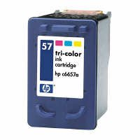 HP C6657AN (HP 57) Ink, 400 Page-Yield, Tri-Color (57 Hp Ink Cartridge)