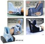 Heel Float Products - Heel FloatWipe Clean Boot, Bariatric, Width 6'', Circ: 12''-22''
