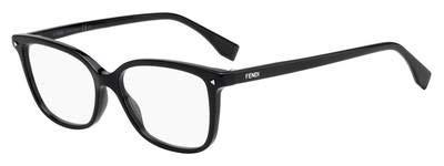 Sunglasses Fendi Ff 349 0807 Black