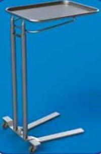 1147212 Mayo Stand Foot Operated LG S/S EA Mac Medical -MYO-2002 (Operated Foot Stand Mayo)