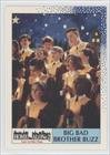 Big Bad Brother Buzz (Trading Card) 1992 Topps Home Alone 2 Lost in New York - [Base]