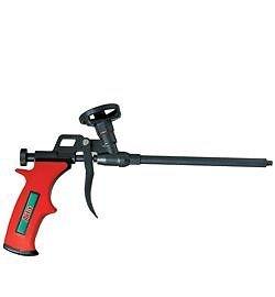 La pistola de espuma de teflón espumas AKFIX montaje de la pistola de espuma: Amazon.es: Bricolaje y herramientas
