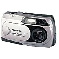 Fujifilm FinePix 1400 Zoom - Digital camera - compact - 1.3 Mpix - optical zoom: 3 x - supported memory: SM - gray metallic Basic Facts Review Image